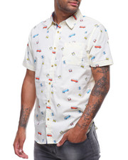 Button-downs - VW BUS S/S BUTTONDOWN SHIRT-2243988