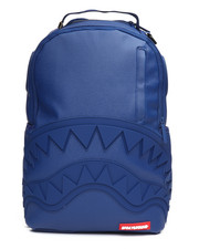 Accessories - Blue Royalty Rubber Backpack (Unisex)-2243697
