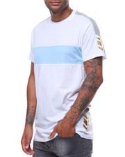 Shirts - COLORBLOCK TEE-2243869