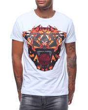 T-Shirts - JEWEL CUBISM TIGER TEE-2243950