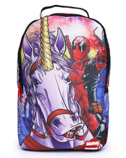 Sprayground - Deadpool Unicorn Backpack (Unisex)-2242592