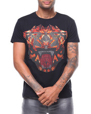 Men - JEWEL CUBISM TIGER TEE-2243971