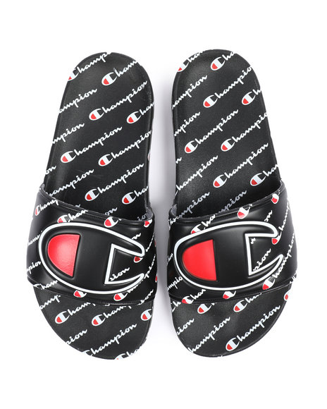 df38d8134e96 Buy IPO Repeat Slides (4-7) Boys Footwear from Champion. Find ...