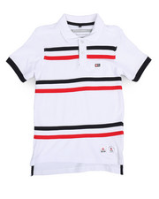 Southpole - Stripe Taped Polo (8-20)-2244250