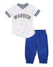 Infant & Newborn - City Baseball 2 Pc Set (Infant)-2242012