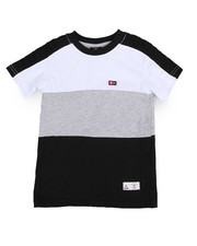 Southpole - Color Block Tee (4-7)-2244380