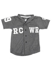 Rocawear - Rocawear Dug Out Jersey (4-7)-2243497