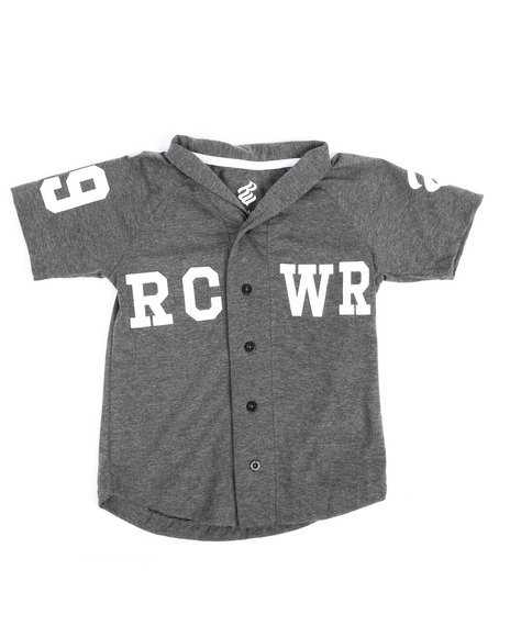 Rocawear - Rocawear Dug Out Jersey (4-7)