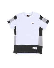 Southpole - Color Block Tee (8-20)-2244280