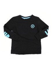 Tops - Long Sleeve Research Brand Tee (2T-4T)-2243770