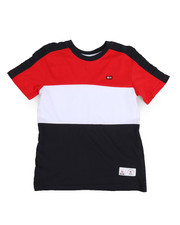Southpole - Color Block Tee (8-20)-2244285
