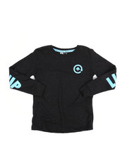 Tops - Long Sleeve Research Brand Tee (4-7)-2243548