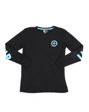 Tops - Long Sleeve Research Brand Tee (8-20)-2243765