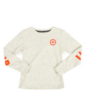 LRG - Long Sleeve Research Brand Tee (4-7)-2243507