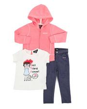 DKNY Jeans - 3 Piece Best Friends Forever Set (2T-4T)-2243399