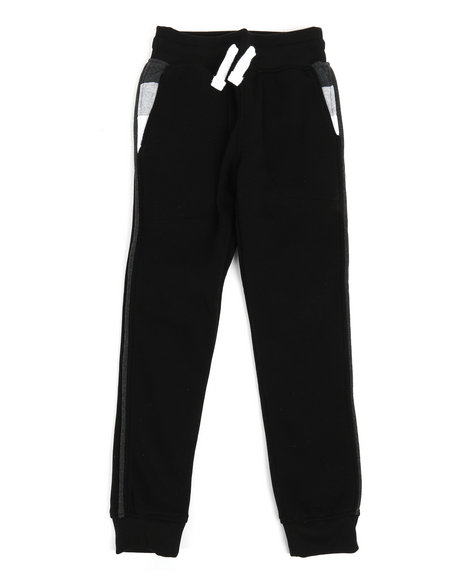 Southpole - Fleece Joggers w/Side Piping (8-20)
