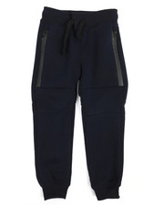 Southpole - Fleece Joggers w/Waterproof Zipper (4-7)-2244430