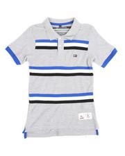 Polos - Stripe Taped Polo (8-20)-2244245