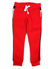 Southpole - Fleece Joggers w/Side Piping (4-7)-2244345
