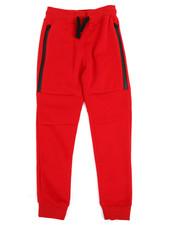 Southpole - Fleece Joggers w/Waterproof Zipper (8-20)-2244410