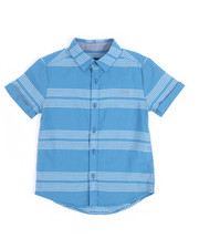 DKNY Jeans - DKNY Stripe Woven Shirt (4-7)-2244179