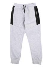 Southpole - Color Block Tech Fleece Jogger Pants (8-20)-2244169