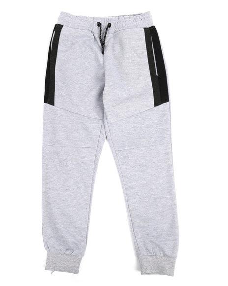 Southpole - Color Block Tech Fleece Jogger Pants (8-20)