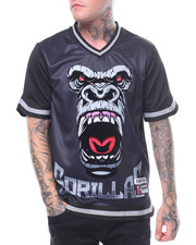 Hudson NYC - GORILLAS SHOOTER JERSEY-2245032