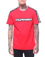 T-Shirts - Pyramid Tee w Rubber Logo-2244999