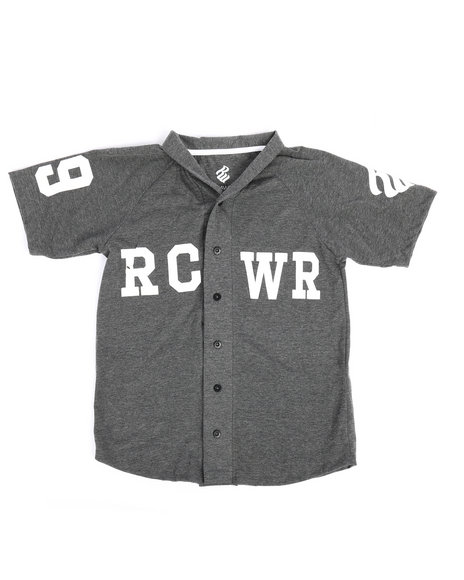 Rocawear - Rocawear Dug Out Jersey (8-20)