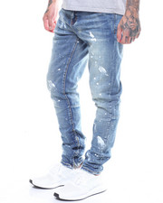 Men - PACIFIC DENIM  W PAINT SPLATTER-2244928