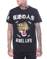 Men - REBEL LIFE TEE-2245152