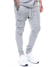 Men - WHIMSICAL EMBROIDERED SWEATPANT-2245141