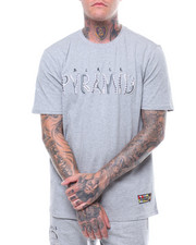 Men - WHIMSICAL EMBROIDERED TEE-2244942