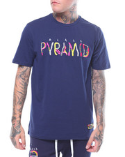 Men - WHIMSICAL EMBROIDERED TEE-2244934