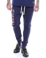 Men - WHIMSICAL EMBROIDERED SWEATPANT-2245123