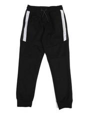 Southpole - Color Block Tech Fleece Jogger Pants (8-20)-2244053