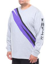 LRG - L/S Energy Crew Knit Sweater (B&T)-2245582