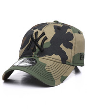Dad Hats - 9Twenty New York Yankees Woodland Camo Dad Hat-2244638