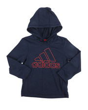 Adidas - Coast To Coast Pullover Hoodie (2T-4T)-2245413