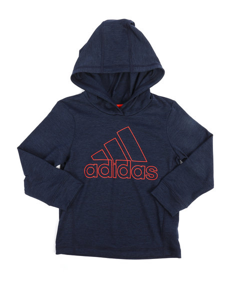 Adidas - Coast To Coast Pullover Hoodie (2T-4T)