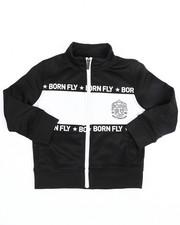 Activewear - Poly Interlock Track Jacket (4-7)-2244597