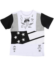Born Fly - Chopped And Pieced Tee (2T-4T)-2244656