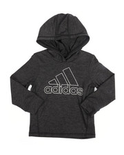 Adidas - Coast To Coast Pullover Hoodie (2T-4T)-2245417