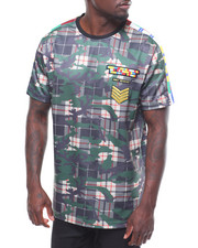 Hudson NYC - Military Plaid SS Shirt-2245693