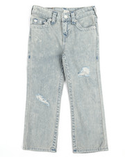 Bottoms - Straight SE Jeans (4-7)-2245347