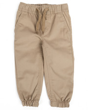 Boys - Twill Fashion Jogger Pants (2T-4T)-2245486