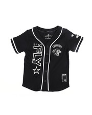 Born Fly - Cotton Baseball Jersey (2T-4T)-2244559