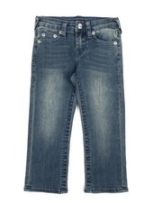 Bottoms - Straight SE Jeans (4-7)-2245352