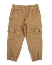 Sizes 2T-4T - Toddler - Stretch Cargo Twill Joggers (2T-4T)-2245460